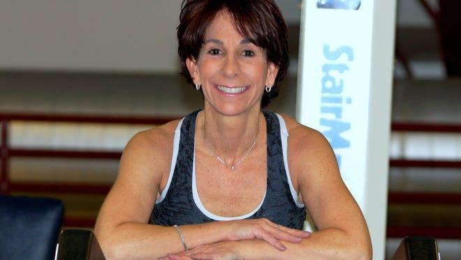 Meryl Reffsin is a trainer at LifePlex in Monsey.