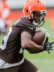 Corey Coleman is expected to arrive in Pittsford Monday,
