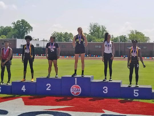 Fairview High's Kaylee Bartee wins State Championship