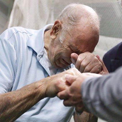 Sam Aliotta, 94, of Warren.
