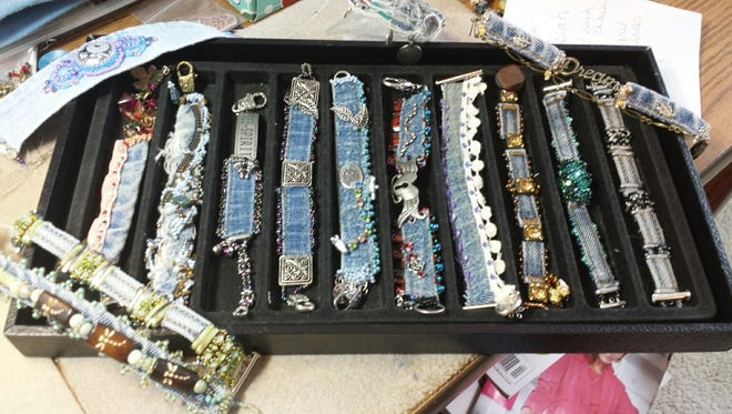 Sheryl Stephens of Cool Moon Creations will have her beading and jewelry on display at ArtFeast.