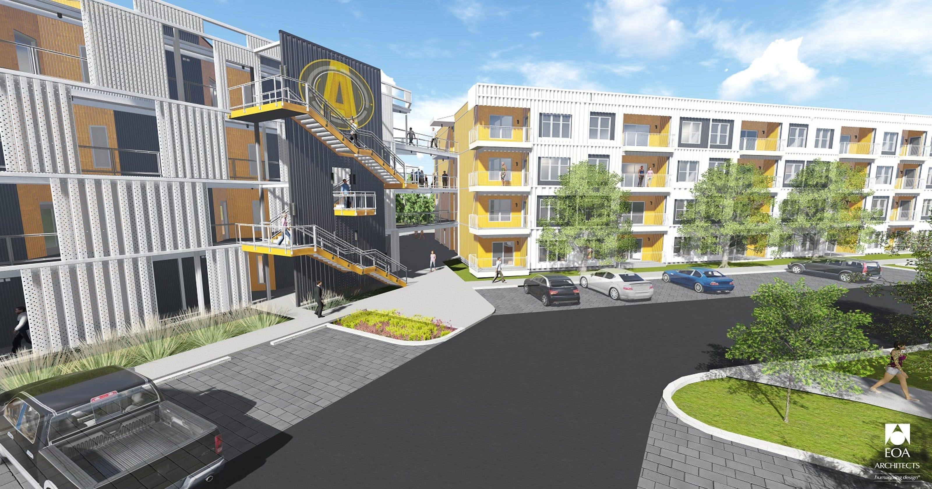180 new condos, retail space planned near Fairgrounds Nashville