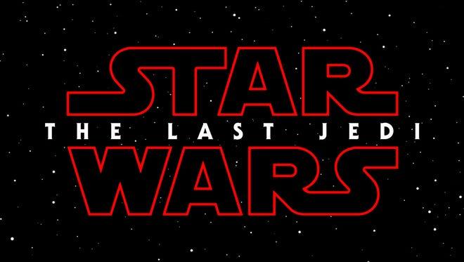 Logo for Star Wars-The Last Jedi