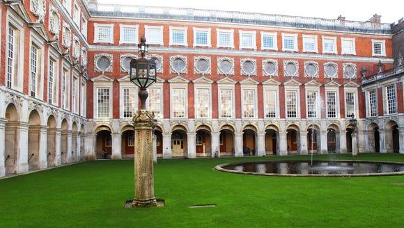 """""""Secrets of Henry Secrets of Henry VIII's Palace,"""""""