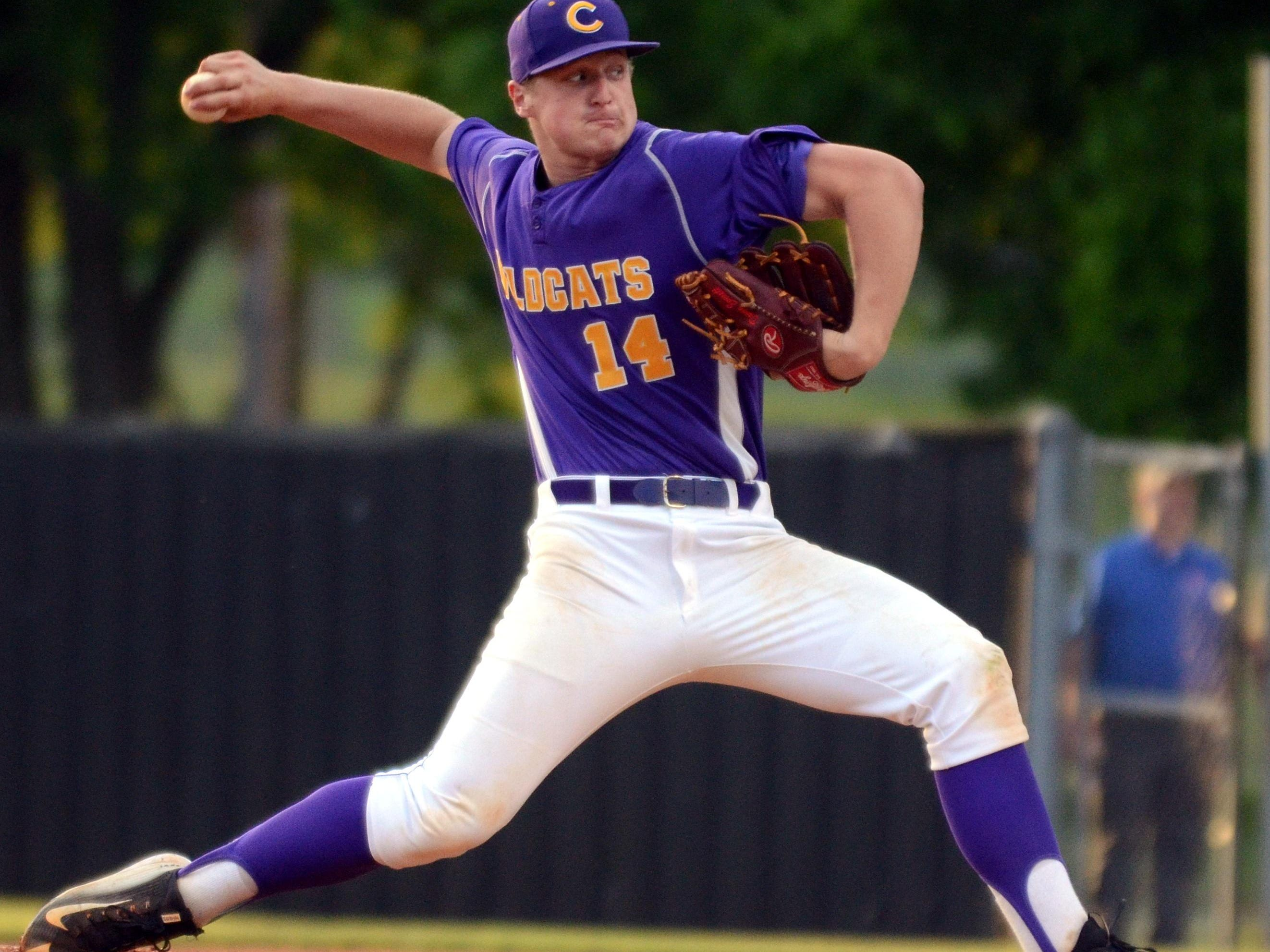 Clarksville pitcher and Vanderbilt signee Donny Everett was named a CBS MaxPreps First-Team All-American on Wednesday.