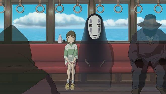"Hayao Miyazaki's 2001 Oscar-winning classic, ""Spirited Away,"" will be back in theaters."