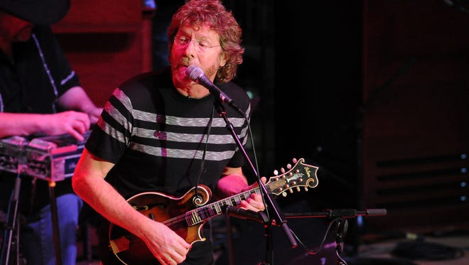 The fifth annual, free Fork Fest outdoor music concert in downtown Leiper's Fork will feature Grammy Award-winning multi-instrumentalist Sam Bush. Americana band Scriptkiddie will open the show  at 7 p.m. Saturday, Sept. 2.