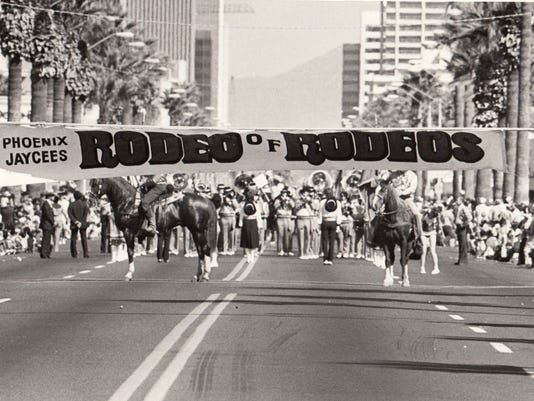 Rodeo of Rodeos Parade
