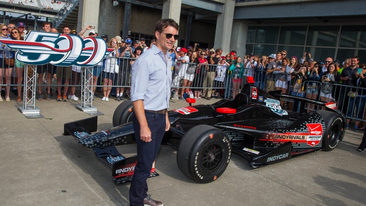 James: Jeff Gordon made and left his mark at Indianapolis Motor Speedway