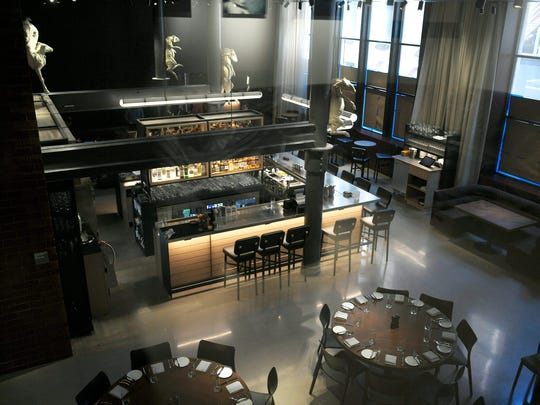 Gray & Dudley is a new restaurant opening soon in the