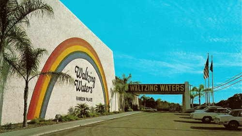 The Waltzing Waters in Cape Coral.