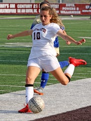 Wichita Falls High School's Alyssa Salinas is one of four girls named Alyssa on the Lady Coyotes this season.