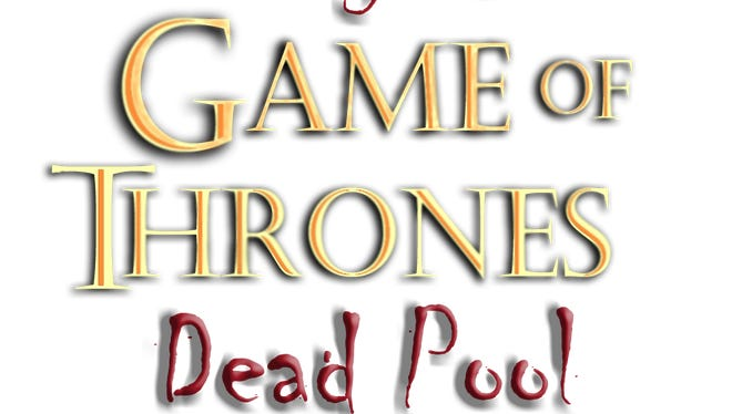 """Play the """"Game of Thrones"""" Dead Pool"""