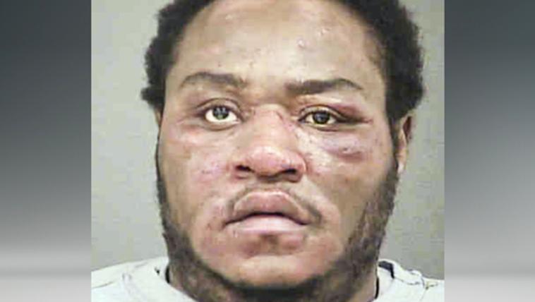 Scottie Barringer (mug shot from previous arrest)