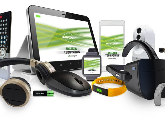 WattUp from Energous looks to charge many devices in-the-air,