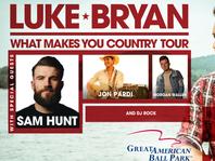 Win Luke Bryan Tickets