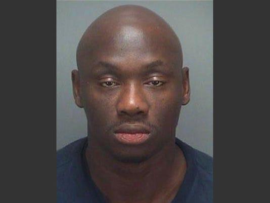 Boxer arrested