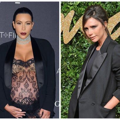 Kim Kardashian's Posh Spice outfit got the ultimate