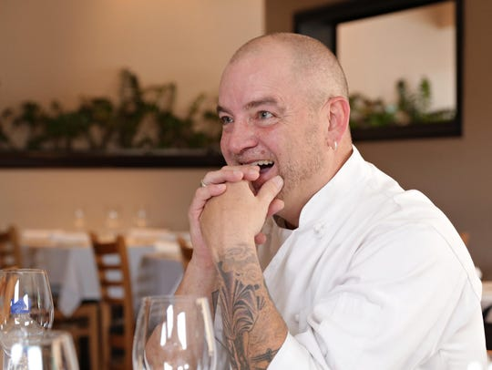 Kelly Fletcher, former chef of House of Tricks in Tempe,