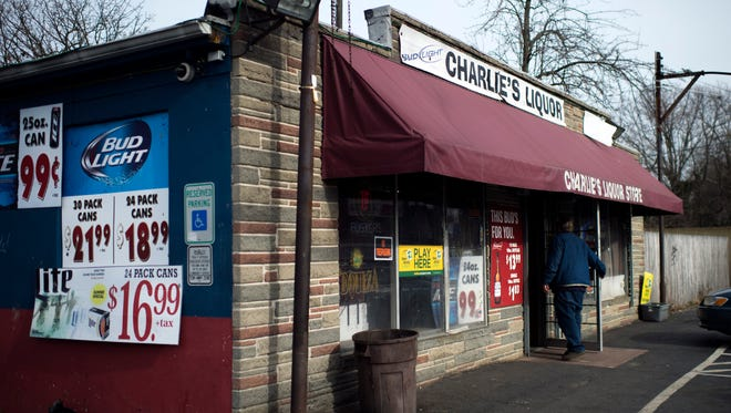 Charlie's Liquor Store on Gheysens Avenue in Vineland must close for a day under a penalty imposed by the city.