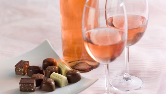 Trick or treat? Sugar and alcohol contribute to wine's calorie count.