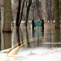 Meteorologist: Rain this weekend won't significantly impact river levels in Lansing area