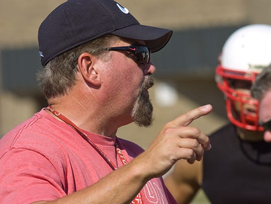 Retired Canton coach Tim Baechler always considered