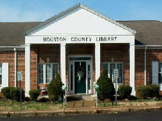 houston county library