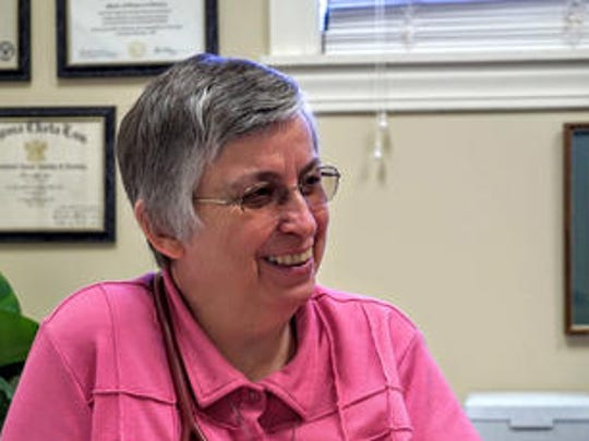 This undated photo provided by Sisters of Charity of Nazareth shows Sister Paula Merrill. Sister Margaret Held and Merrill, two nuns who worked as nurses and helped the poor in rural Mississippi, were found slain in their home and there were signs of a break-in and their vehicle was missing, officials said Thursday, Aug. 25, 2016. (Sisters of Charity of Nazareth via AP)