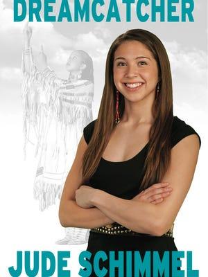 Jude Schimmel will sign her new book, 'Dreamcatcher,' on Sunday in Louisville.