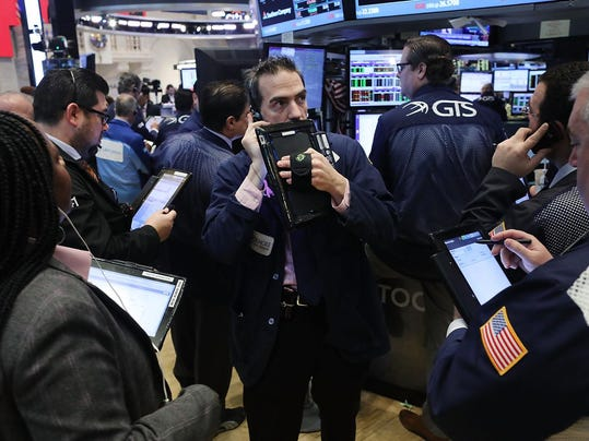 Dow On A Roll After Ten-Day Rise Not Seen Since March 2013