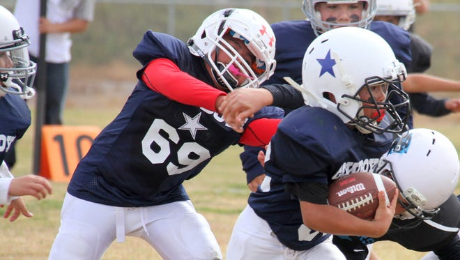 The Cowboys won the Super Bowl with an 18-7 victory over the Deming Panthers last weekend.