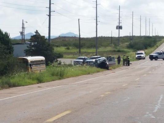 Bisbee accident