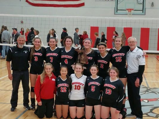 Cardinal Mooney regional title