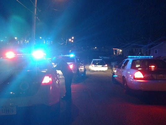 Kenyon Ave shooting