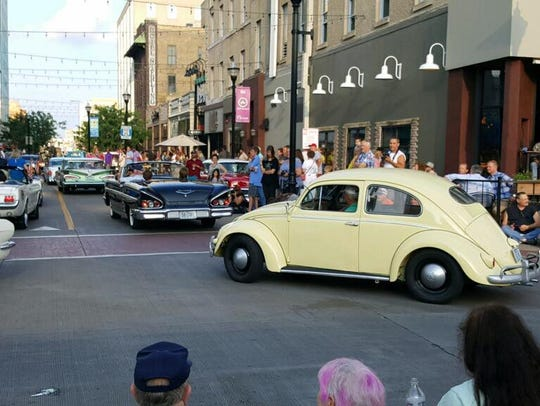 Route 66 history is coming to C-SPAN Jan. 5, 2018. The TV network is airing a weekend-long series of video segments about Springfield as part of its nationwide Cities Tour. This 1957 Volkswagen Beetle, owned by Billings resident Sam Schaumann, was driven in the August 2017 Route 66 Parade at the Birthplace of Route 66 Festival.