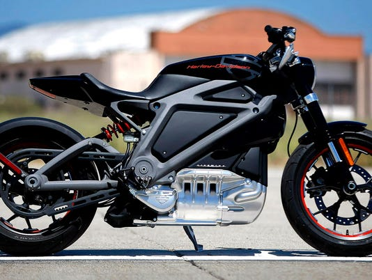 Harley-Davidson commits to electric motorcycle production by 2020