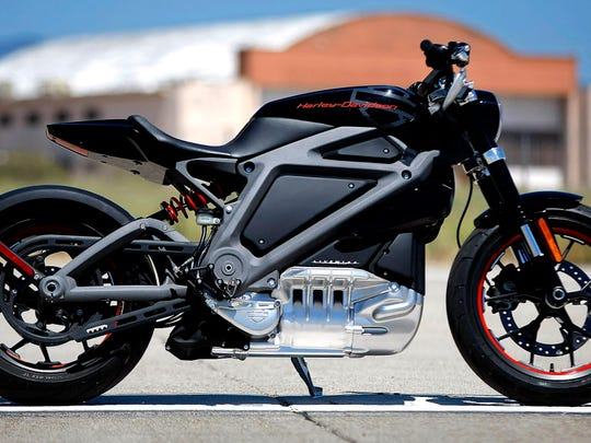 Harley Davidson unveiled its Livewire in June 2014