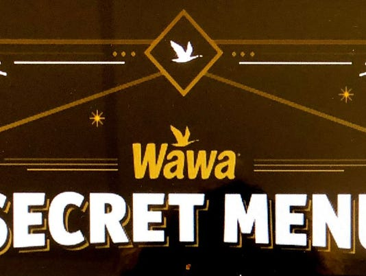 Wawa Secret Menu