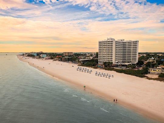 DiamondHead Resort on Fort Myers Beach.