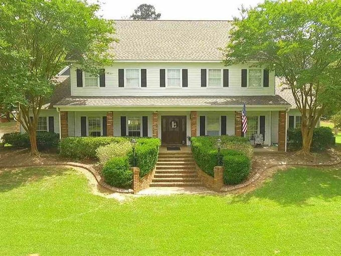 Mansion on the Market: 1115 Avant Road, West Monroe