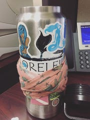 Finally added the new @loreleibrewing logo to my brewery