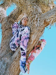 Photos posted to Instagram show Miley Cyrus posing