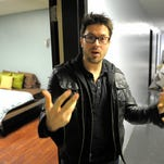 """Sophia's Heart Foundation was founded by """"American Idol"""" veteran Danny Gokey, who created it in honor of his late wife, Sophia. The charity is holding a voter drive tonight."""