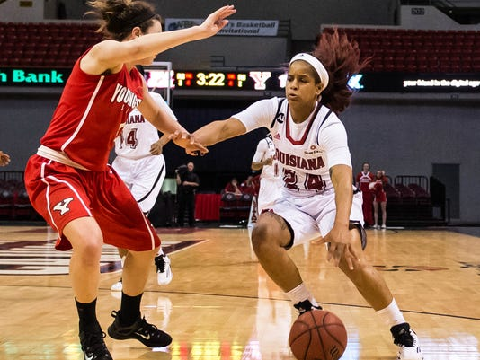 Youngstown State vs UL Ragin Cajuns                        March 23, 2016