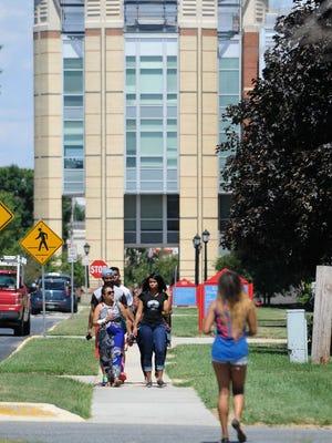 Delaware State University in Dover, Del.
