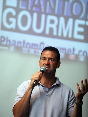 Dave Andelman has resigned as CEO of Phantom Gourmet and from his role at the Mendon Twin Drive In.