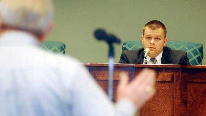 Todd Kincannon in a 2004 photo.