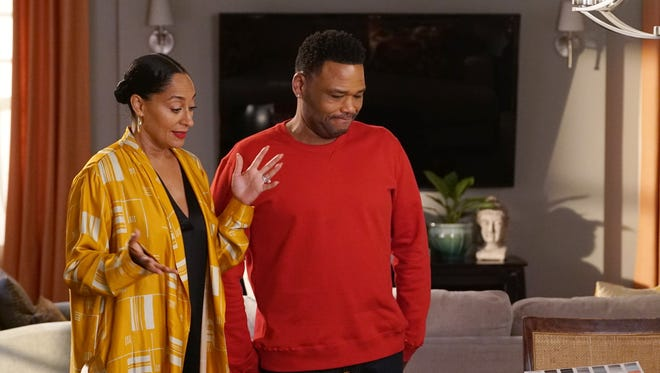 """Bow (Tracee Ellis Ross) and Dre's (Anthony Anderson) marriage may be in serious trouble in this week's episode of """"Black-ish."""""""