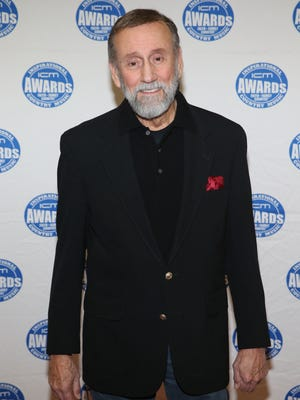 Co-Host Ray Stevens on the red carpet at the Inspirational Country Music Awards on November 13, 2014 in Nashville, Tennessee.